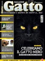 Copertina Gatto Magazine n.129