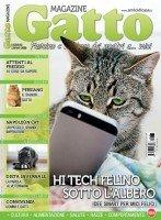 Copertina Gatto Magazine n.130