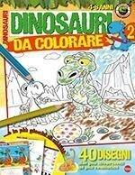 Copertina Dinosauri Leggendari Kids n.2