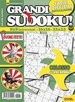 Copertina Grandi Sudoku Speciale n.55