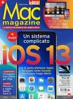Copertina Mac Magazine n.132
