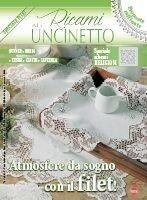 Copertina Ricami all Uncinetto n.20