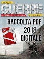 Copertina Guerre e Guerrieri Raccolta Pdf (digitale) n.3