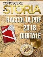 Copertina Conoscere la Storia Raccolta Pdf (digitale) n.3