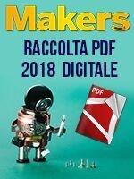 Copertina Makers Mag Raccolta Pdf (digitale) n.1