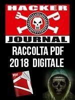 Copertina Hacker Journal Raccolta Pdf (digitale) n.1