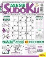 Copertina Settimana Sudoku Mese n.8