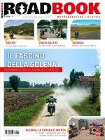 Copertina Road Book n.14