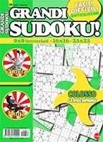 Copertina Grandi Sudoku n.58