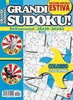 Copertina Grandi Sudoku Speciale n.59