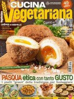 Copertina La Mia Cucina Vegetariana n.100