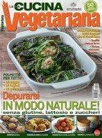 Copertina La Mia Cucina Vegetariana n.104