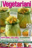Copertina Vegetariani in Cucina n.91