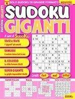 Copertina Sudoku Giganti n.4