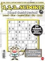 Copertina 1,2,3 Sudoku n.178