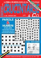Copertina Crucintarsi & Co n.258