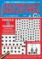 Copertina Crucintarsi & Co n.262