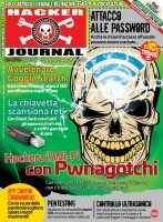 Copertina Hacker Journal n.243