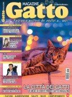 Copertina Gatto Magazine n.131