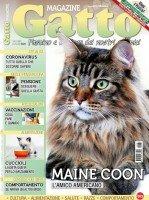 Copertina Gatto Magazine n.133