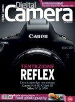 Copertina Digital Camera Magazine n.205