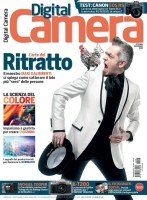 Copertina Digital Camera Magazine n.208
