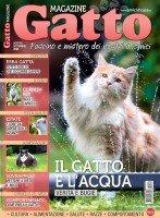 Copertina Gatto Magazine n.134