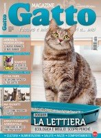 Copertina Gatto Magazine n.138