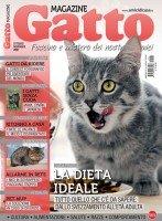 Copertina Gatto Magazine n.141