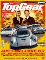 Copertina BBC Top Gear n.166