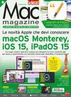 Copertina Mac Magazine n.150