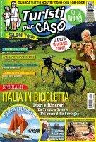 Copertina Turisti per Caso Magazine n.3