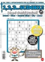 Copertina 1,2,3 Sudoku n.186