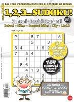 Copertina 1,2,3 Sudoku n.188