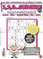 Copertina 1,2,3 Sudoku n.190