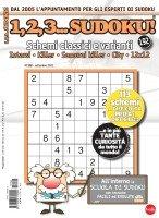 Copertina 1,2,3 Sudoku n.192