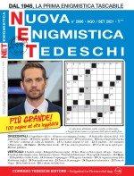 Copertina Nuova Enigmistica Tascabile n.2996