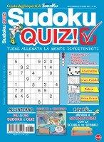 Copertina Sudoku Quiz n.38
