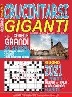 Copertina Crucintarsi Giganti n.24
