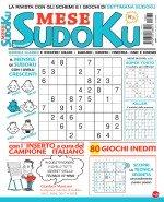 Copertina Settimana Sudoku Mese n.31