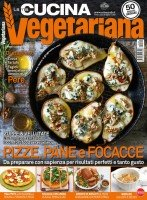 Copertina La Mia Cucina Vegetariana n.109