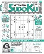 Copertina Settimana Sudoku n.827