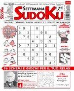 Copertina Settimana Sudoku n.828