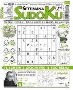 Copertina Settimana Sudoku n.837