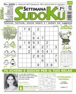 Copertina Settimana Sudoku n.839