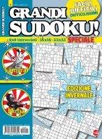 Copertina Grandi Sudoku Speciale Inverno n.1