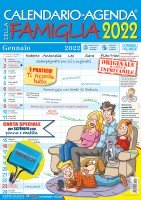 Copertina Calendario - Agenda/Famiglia Speciale n.3