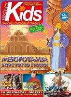 Copertina BBC History Kids n.11