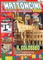 Copertina Games Village Mattoncini n.1