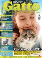 Copertina Gatto Magazine n.137